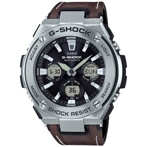 《国内正規品》カシオ G-SHOCK 「G-STEEL (Gスチール) MULTI BAND 6」 GST-W130L-1AJF|takeden-toshi