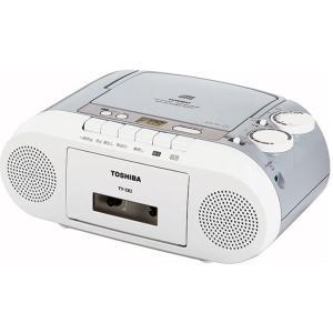 東芝 CDラジオカセットレコーダー TY-CK2(H)の商品画像