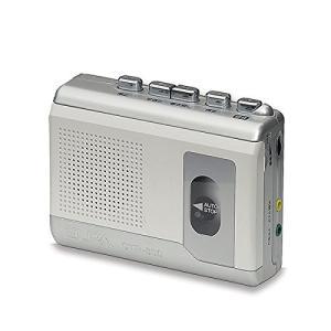 朝日電器 ELPA カセットテープレコーダー 録音・再生 CTR-300|takeden-toshi