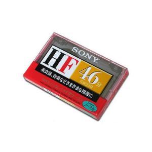 ソニーオーディオカセットテープ 10C-46HFA 4巻パック|takeden-toshi