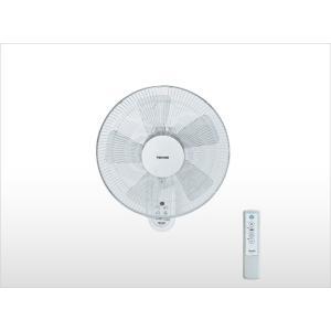 テクノス 40cm壁掛けリモコン扇風機 KI-W478R|takeden-toshi