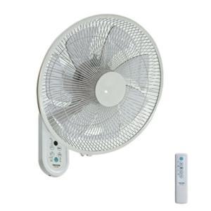 テクノス 35cmDCモーター壁掛けフルリモコン扇風機 KI-DC366|takeden-toshi