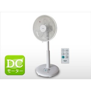テクノス DCリビング フルリモコン扇風機 KI−321DC|takeden-toshi