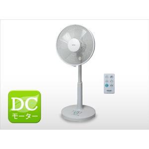 テクノス DCリビング フルリモコン扇風機 KI−322DC|takeden-toshi