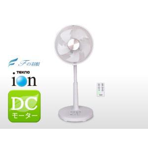 テクノス テクノイオン搭載DCリビング フルリモコン扇風機 KIFI−372DC|takeden-toshi