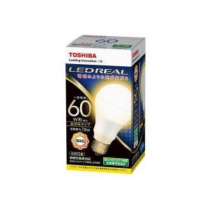 TOSHIBA 東芝ライテック LED電球 E26口金 一般電球形 全方向タイプ 白熱電球 60W形相当 電球色 LDA8L-G/60W|takeden-toshi