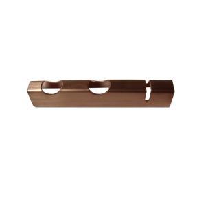 銅製 カトラリーレスト A ( スプーン フォーク ナイフ 置き )手作り 日本製|takei-co