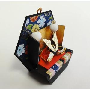 六角収納兜  コンパクトな五月人形飾り(出世兜)ミニチュア|takenomise|04