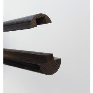 木製タペストリー棒(中)55cm takenomise 03