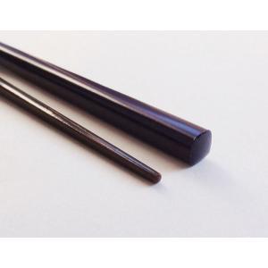 竹箸:にっぽん伝統色箸(茄子紺・なすこん)|takenomise|03