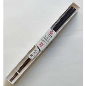 竹箸:にっぽん伝統色箸(茄子紺・なすこん)|takenomise|04