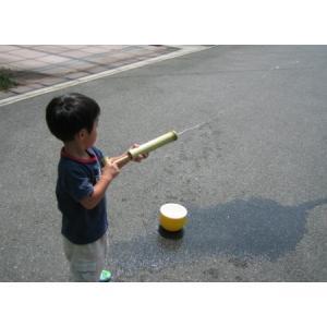昔なつかしい竹のおもちゃ『竹の水鉄砲(単品)』|takenomise|03