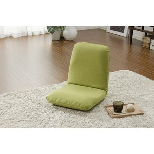 送料無料 和楽チェアM 座椅子と専用カバーセット A454+D454|takeoshop