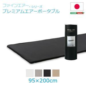 送料無料  日本製 ファインエアー(R)シリーズ プレミアムエアー(ポータブル95cm幅)|takeoshop