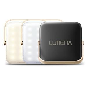 (ルーメナー)LUMENA LUMENA (ルーメナー) LED ランタン ブラック|takes-shop