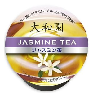 UCC K-CUP 大和園 ジャスミン茶 (4g×12個)×8箱 takes-shop