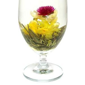 お花が開く幸せ工芸茶 水中花籠 8個入り 正式検疫品 中国茶葉 花茶 ジャスミン茶葉 ジャスミンティー takes-shop