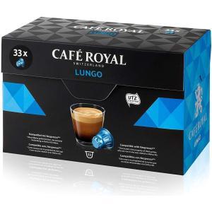 lungo(ルンゴ)33カプセル入Cafe Royal(カフェロイヤル)国内正規品 ネスプレッソ互換...