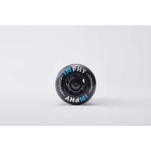 IMPHY(インフィ) フットローラー Foot Roller ブラック 正規品