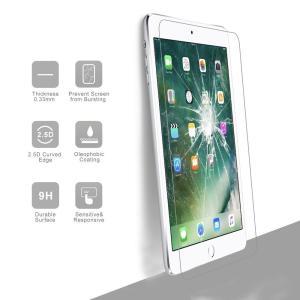 iPad 9.7インチ 2017/2018年新型 ガラスフィルム 保護シート CHINFAI iPad Pro 9.7 強化ガラス 液晶保護|takes-shop