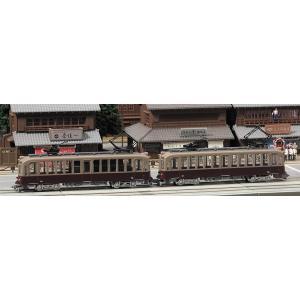 MODEMO Nゲージ NT154 阪神71形 武庫川・海岸線 晩年仕様 (2両セット)|takes-shop