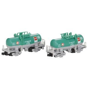 Bトレインショーティー タキ43000 日本石油輸送色 (貨車2両入り) プラモデル|takes-shop