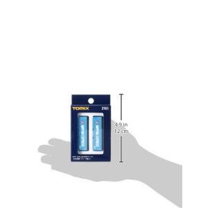 TOMIX Nゲージ U46A-30000形コンテナ 日本通運 ブルー 2個入 3161 鉄道模型用品|takes-shop