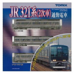 TOMIX Nゲージ 321系 2次車 基本セット3両 92358 鉄道模型 電車|takes-shop