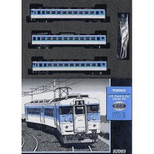Nゲージ車両 169系電車 (長野色) 基本 92085|takes-shop