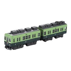 Bトレインショーティー 京阪電車 2400系 1次車 旧塗装 (先頭+中間 2両入り) プラモデル|takes-shop