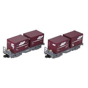 Bトレインショーティー コキ100系 コンテナ貨車 コキ107形 (貨車2両入り) プラモデル|takes-shop