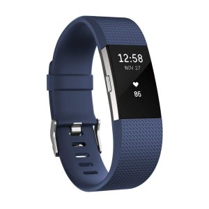 Fitbit フィットビット 活動量計 Charge2 バッテリーライフ最大5日間 睡眠ステージ記録 歩数&距離&カロリー記録 耐水性能 着|takes-shop