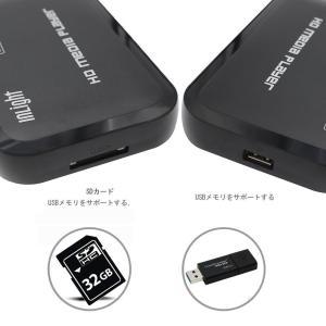 InLight HD802メディアプレーヤー SDカード・USBメモリ対応 動画・音楽・写真再生 H...