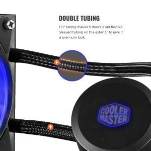 Cooler Master MasterLiquid ML240L RGB 水冷CPUクーラー In...