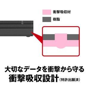 BUFFALO 耐衝撃・コネクター保護機構・日本製 USB3.1(Gen1) 対応 ポータブルSSD 1TB SSD-PG1.0U3-B/N takes-shop