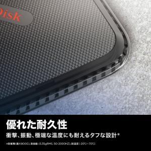SanDisk エクストリーム500 ポータブルSSD500GB 国内正規品 SDSSDEXT-50...