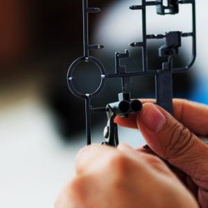 LUCINA プラモデル専用 ニッパー ピンセット ヤスリ 最初に揃えておきたい工具セット