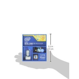 Intel CPU Core i7 4770K 3.50GHz 8Mキャッシュ LGA1150 Ha...