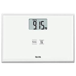 タニタ 体重計 ホワイト HD-665 WH 持ったモノの重さがはかれる -|takes-shop