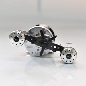 ゴメクサス (Gomexus) パワー ハンドル クランク シマノ リール (Shimano) 用 16 メタニウム MGL 15 メタニウ takes-shop