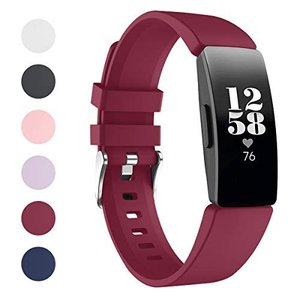 Kartice Compatible Fitbit Inspire/Fitbit Inspire HRバンド ソフトシリコンバンド スポーツ|takes-shop
