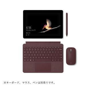 マイクロソフト Surface Go(サーフェス ゴー) 10インチ PixelSence ディスプレイ/Windows 10 Home (