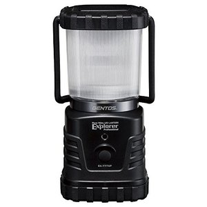 ジェントス LEDランタン エクスプローラー プロフェッショナル 明るさ280ルーメン/連続点灯72...