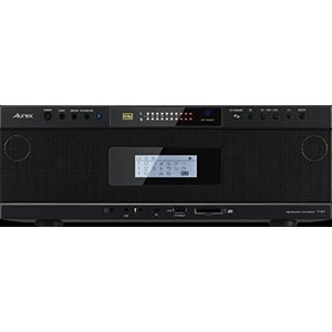 東芝 ハイレゾ対応Bluetooth/SD/USB/CDラジオ(ブラック)TOSHIBA Aurex TY-AH1(K)|takes-shop