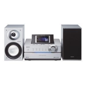 ソニー ハードディスクコンポ ネットジューク <MDシステム内蔵> NAS-M75HD|takes-shop