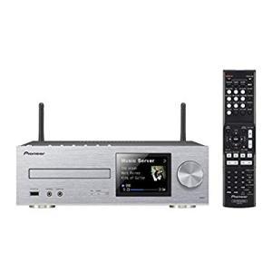 Pioneer ネットワークCDレシーバー ハイレゾ音源対応 XC-HM82-S|takes-shop