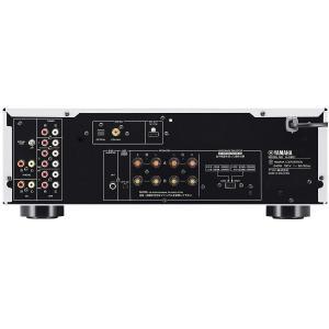 ヤマハ プリメインアンプ 192kHz/24bit ハイレゾ音源対応 シルバー A-S501(S)|takes-shop