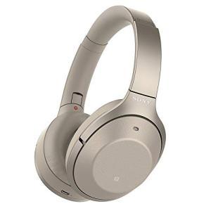 ソニー ワイヤレスノイズキャンセリングヘッドホン WH-1000XM2 N : Bluetooth/...