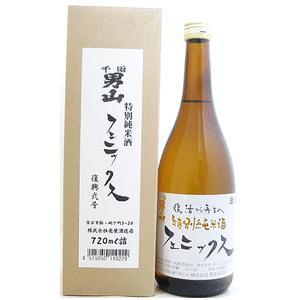 【お取り寄せ】 千両男山 特別純米酒 フェニックス 720ml