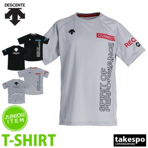 ブランド : DESCENTE(デサント)  分  類 : ジュニア Tシャツ  商 品 名 : ジ...
